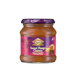 Patak Mango Chutney zoet