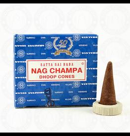 Satya Sai Baba Nag Champa cones