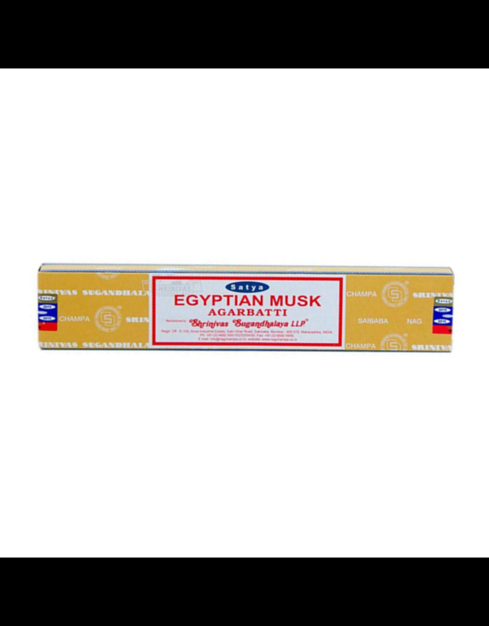 Satya Egyptian Musk