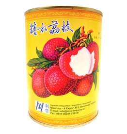 Tin Lung Brand Lychees in Syrup