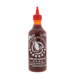 Flying goose Sriracha Super Hot Chili sauce