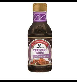 Kikkoman Teriyaki Sauce with Roasted Garlic