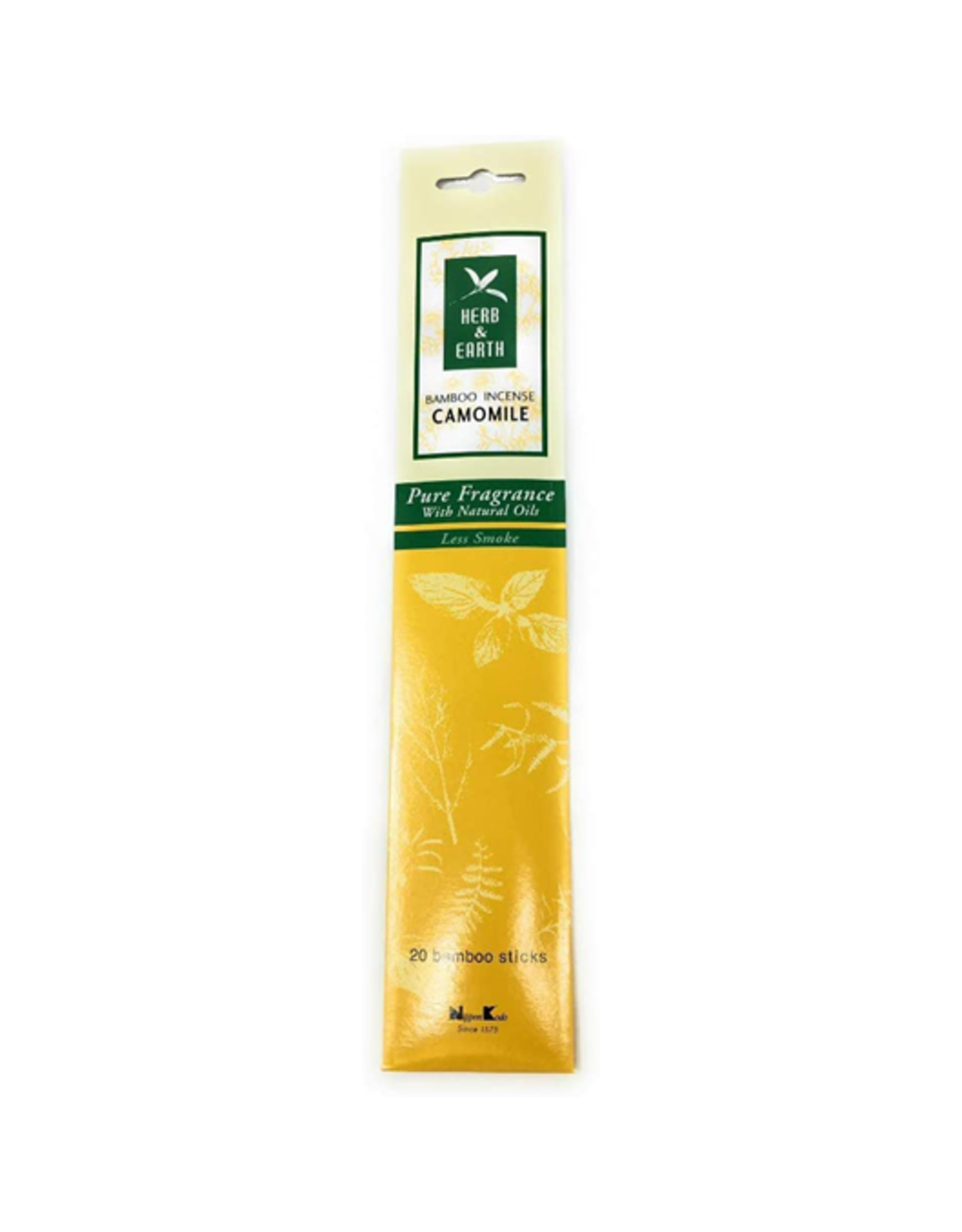 Nippon Kodo Herbs & Earth Camomile