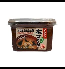 Hanzukuri Shinshu Aka Miso Dark
