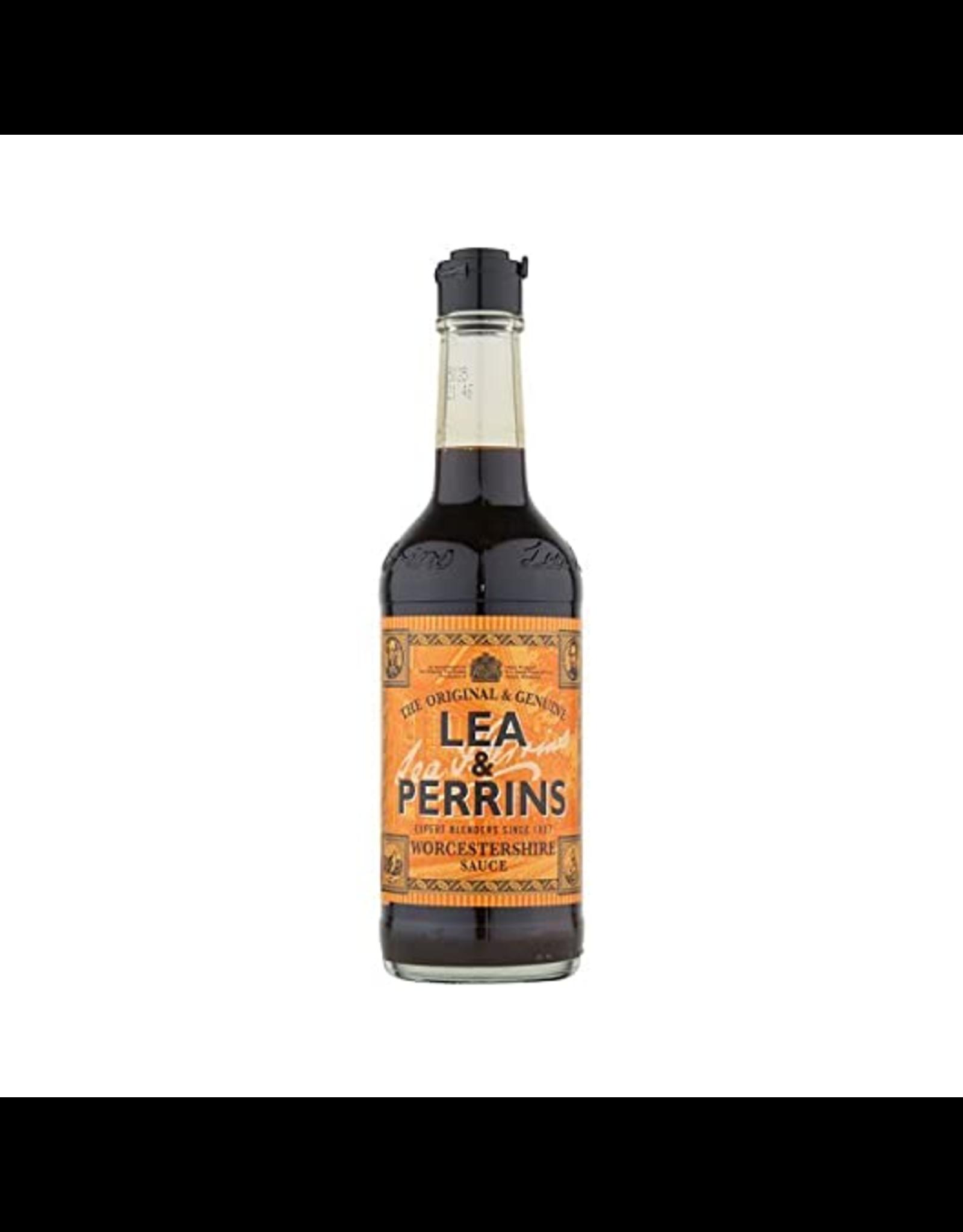 The Original & Geniune Lea & Perrins Worcestershire Sauce