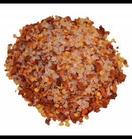 Zeezout met Arrabiata chillies