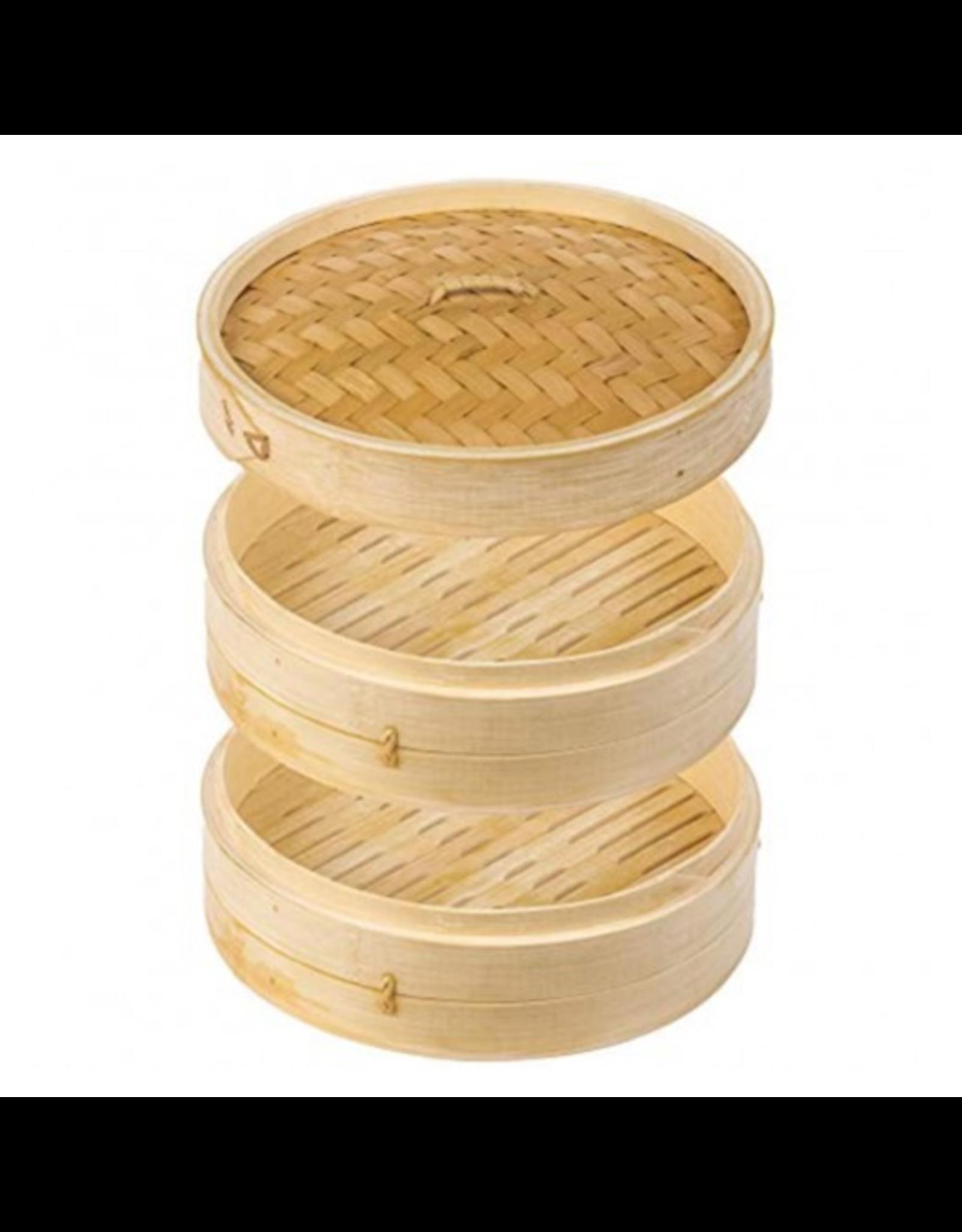 Bamboo steamer 25 cm