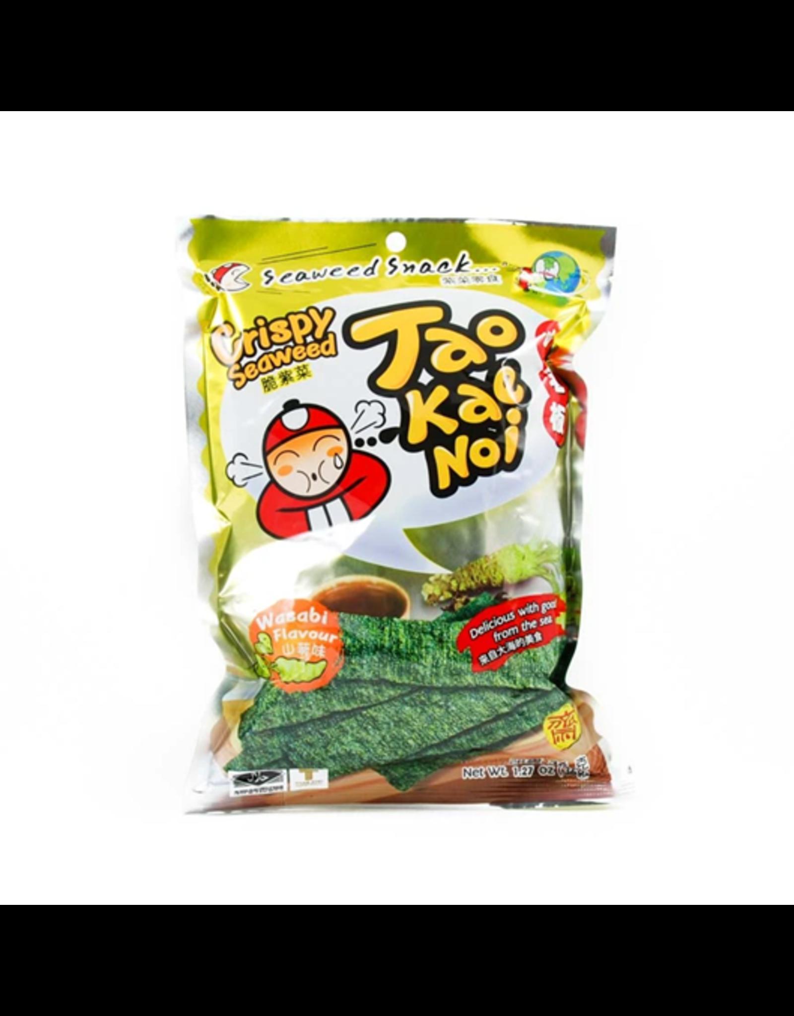 Tao Kae Noi Crispy Seaweed Wasabi Value Package