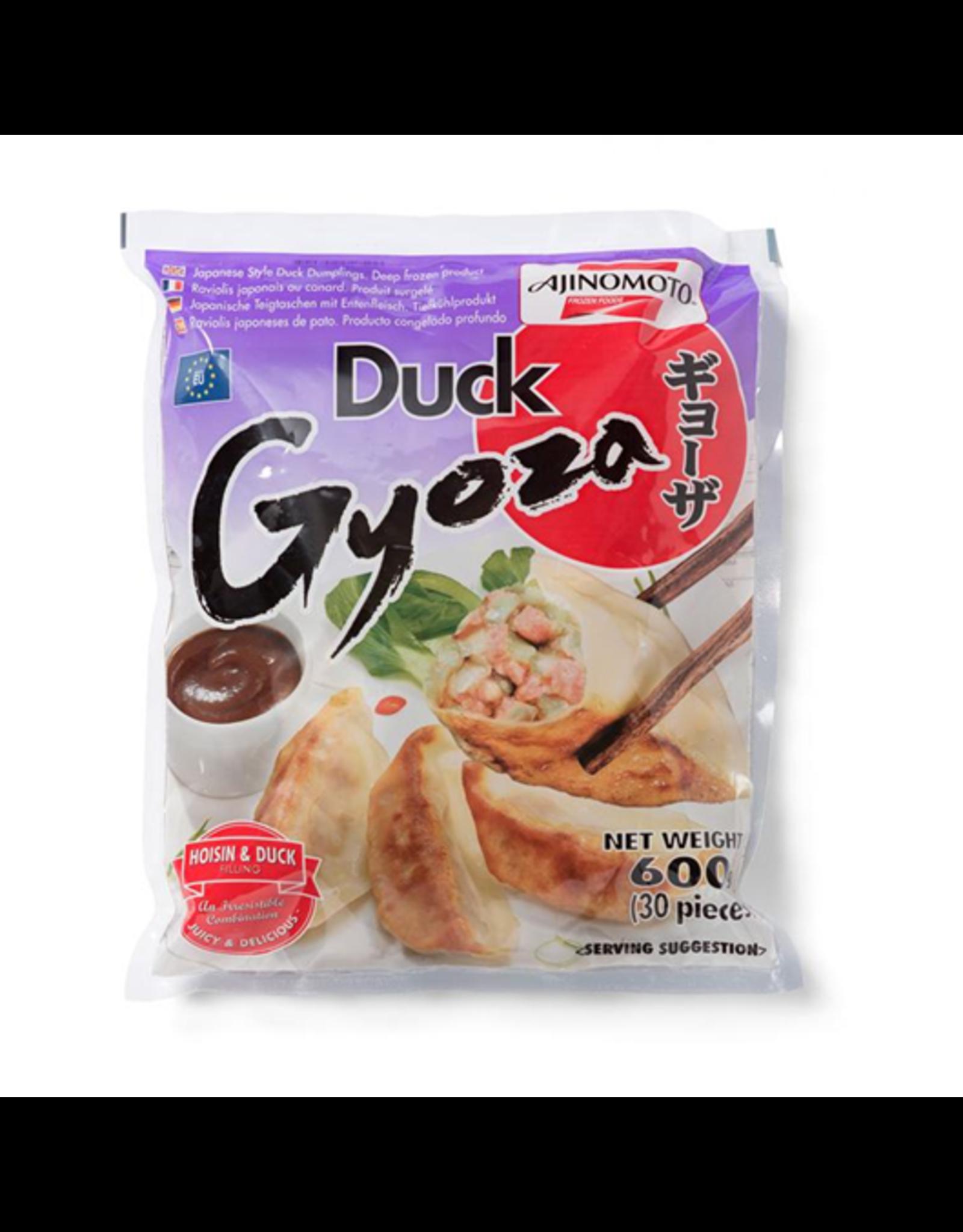 Ajinomoto Gyoza Duck