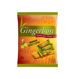 Gingerbon Gembersnoepjes Lemon