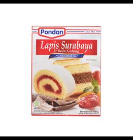 Pondan Lapis Surabaya & Bolu Gulung