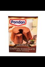 Pondan Chiffon Chocolate