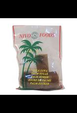 Nivo Foods Gula Jawa Palm suiker blok 95%