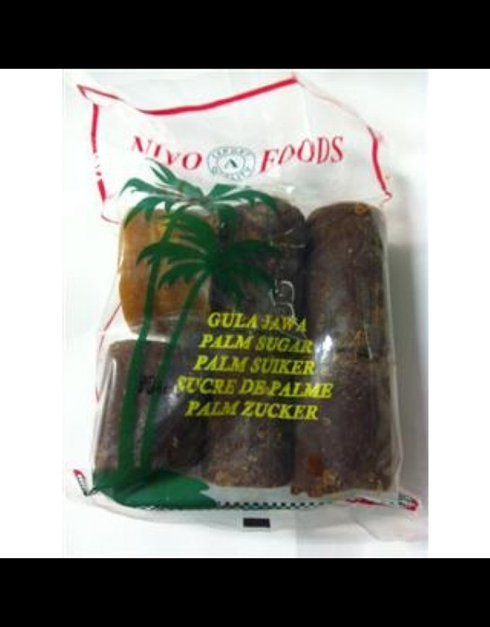 Nivo Foods Gula Jawa Palm suiker blok 100%