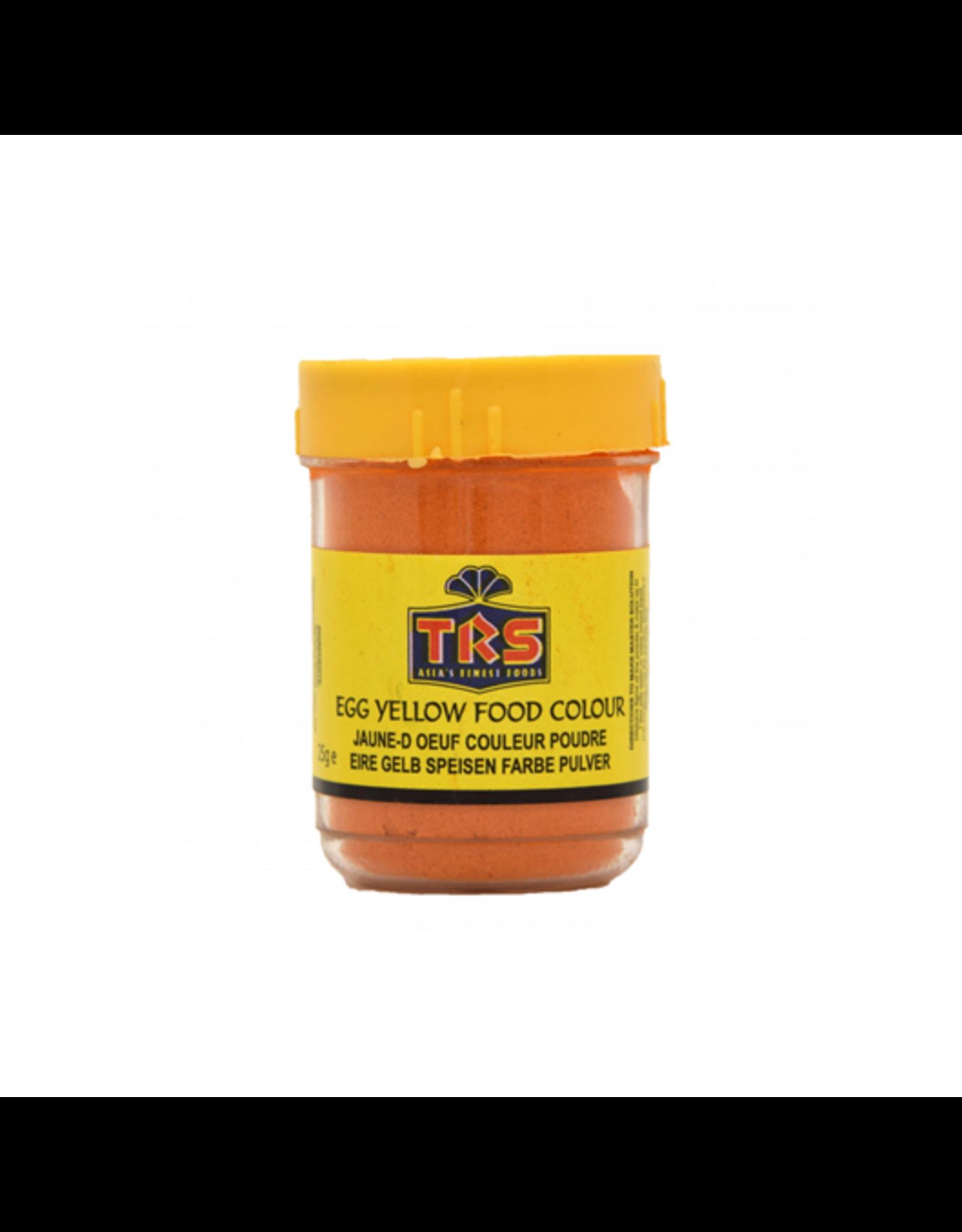 TRS Gele Levensmiddelen Kleurstof