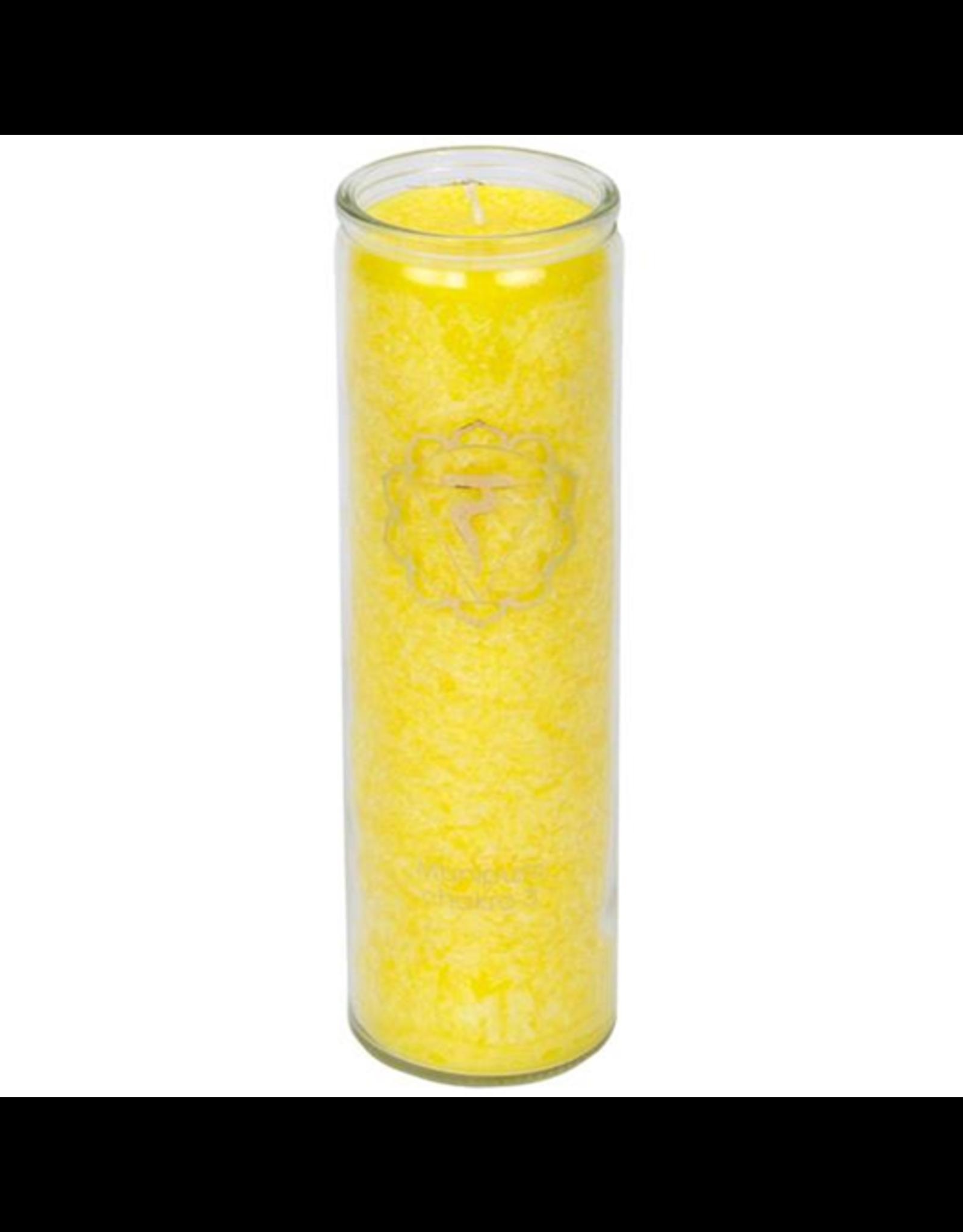 Yogi & Yogini Chakra Candle 3 Manipura