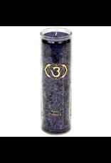 Yogi & Yogini Chakra Candle 6 Ajna