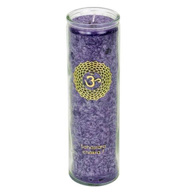 Yogi & Yogini Chakra Candle 7 Sahasrara