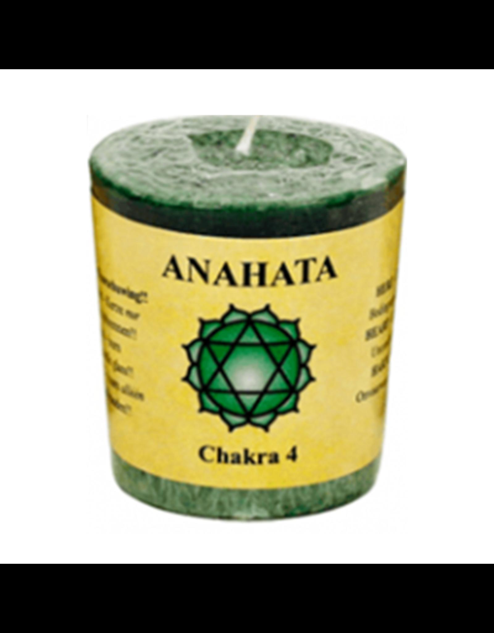 Yogi & Yogini Chakra Candle 4 Anahata