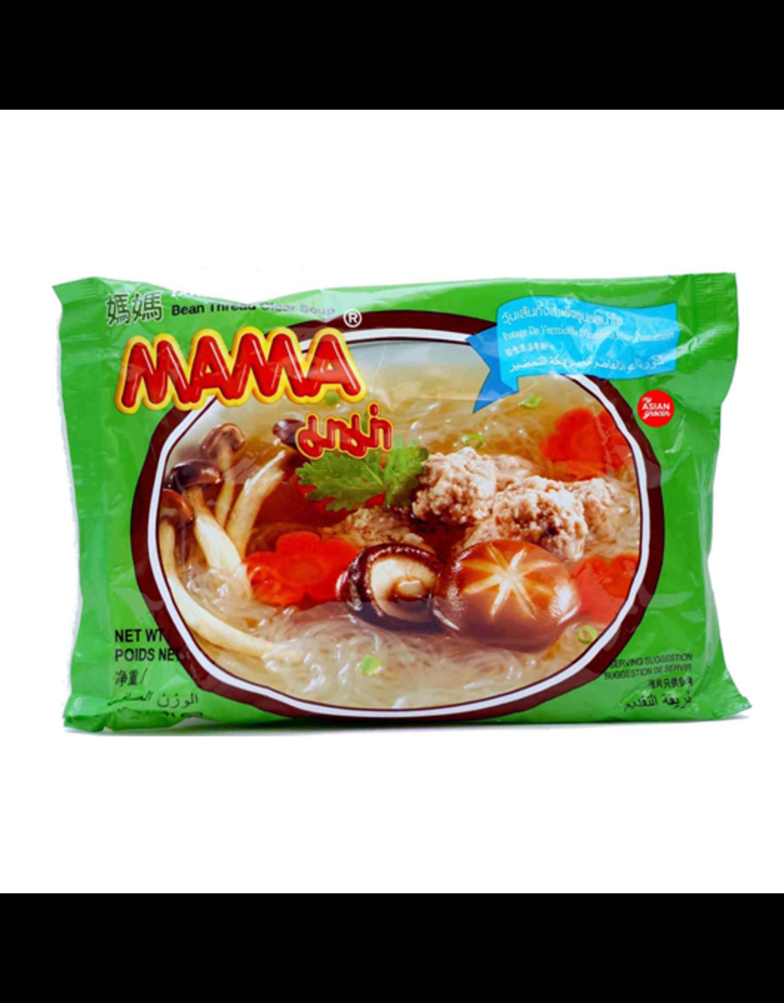 Mama Bamisoep Clear Bean Thread Glas Noodle