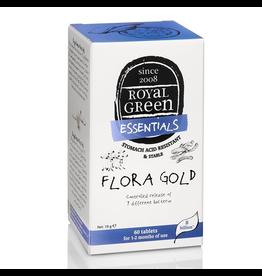 Royal Green Flora Gold