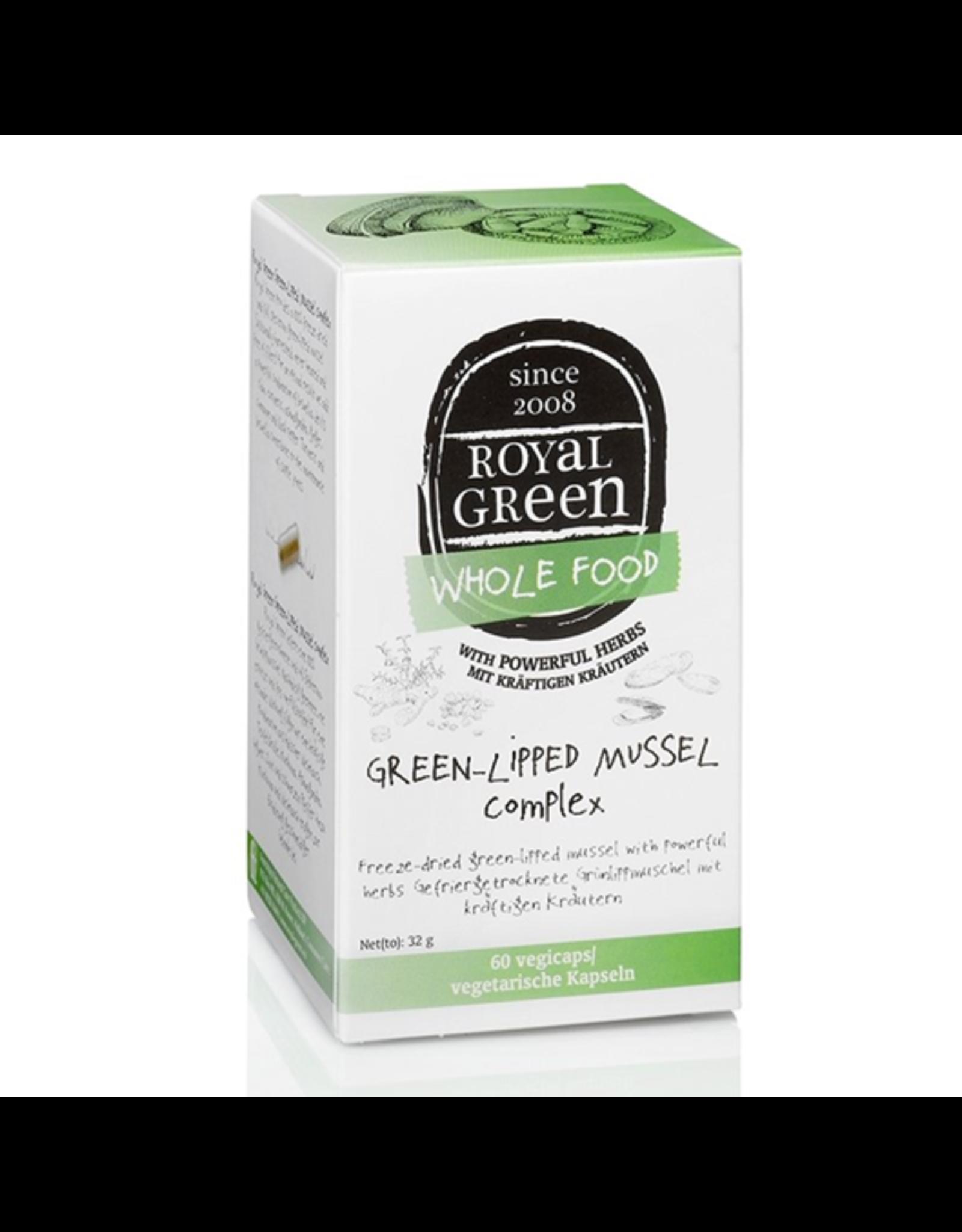 Royal Green Groenlipmossel complex