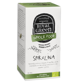 Royal Green Spirulina