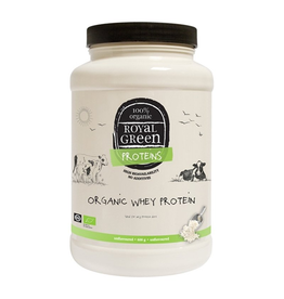 Royal Green Organic Whey Proteine