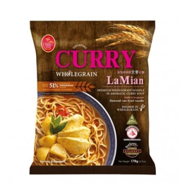 Prima Taste Singapore Curry La Mian Wholegrain