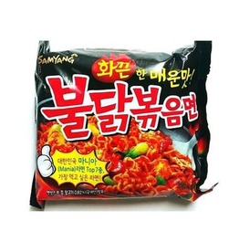 Samyang Hot Chicken Flavor Ramen Mania