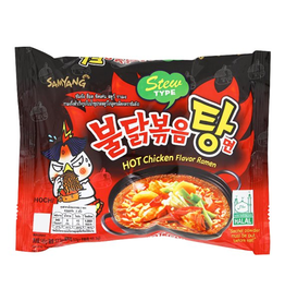 Samyang Hot Chicken Flavor Ramen Stew