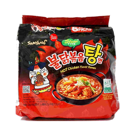 Samyang Hot Chicken Flavor Ramen Stew 5 stuks