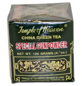 Gunpowder Special Gunpowder Green tea