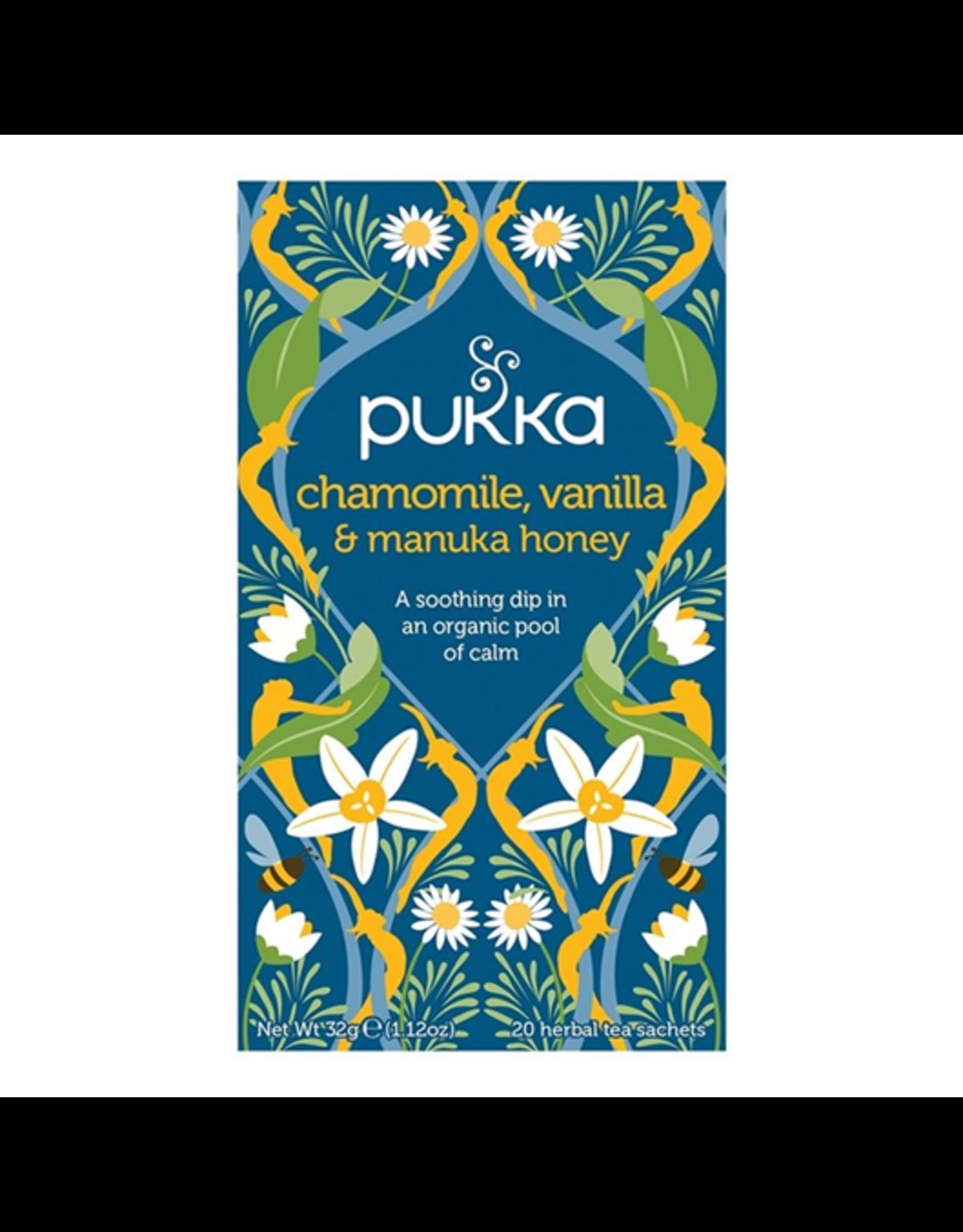 Pukka Chamomile Vanilla