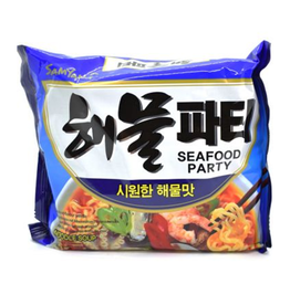 Samyang Seafood Party