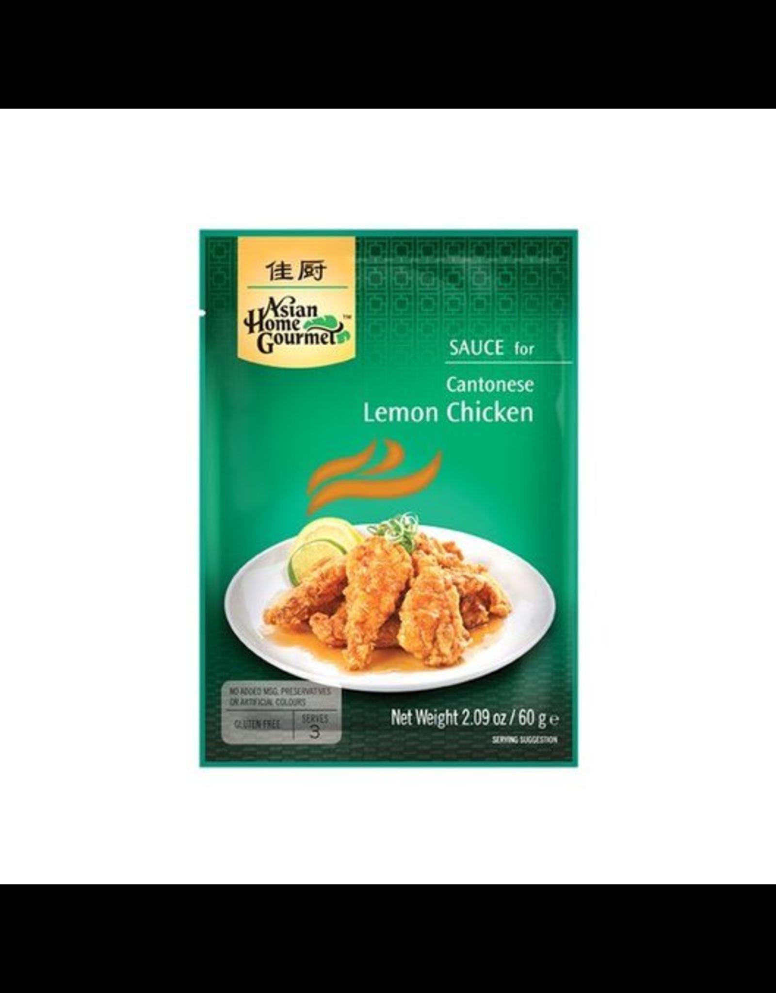 Asian Home Gourmet Cantonese Lemon Chicken