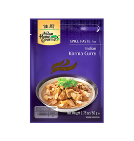Asian Home Gourmet Indian Korma Curry