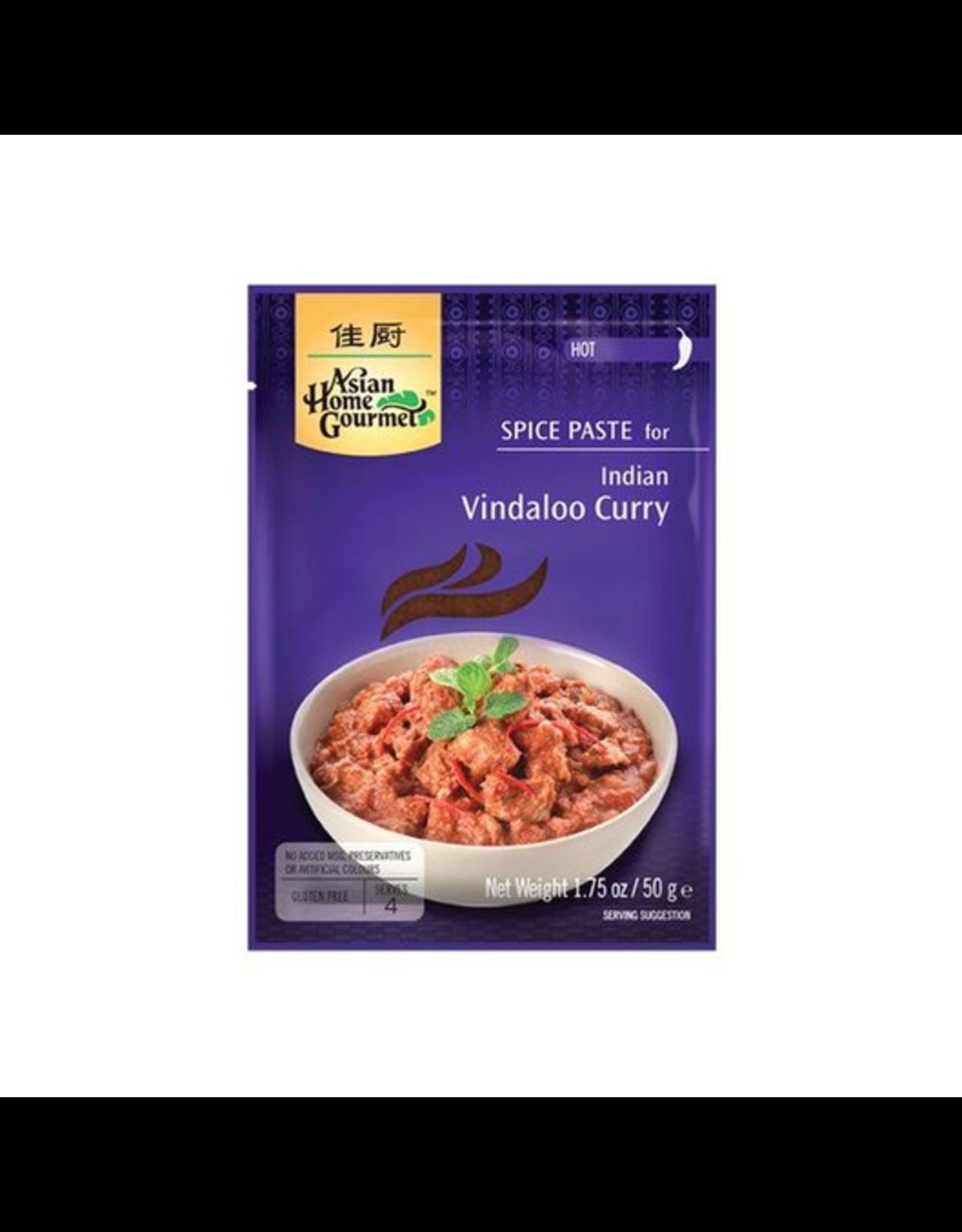 Asian Home Gourmet Indian Vindaloo Curry