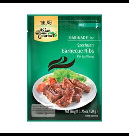 Asian Home Gourmet Szechuan BBQ Ribs