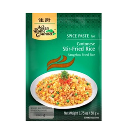 Asian Home Gourmet Cantonese Stir Fry Yangzhou rice