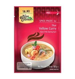 Asian Home Gourmet Thaise Yellow Curry