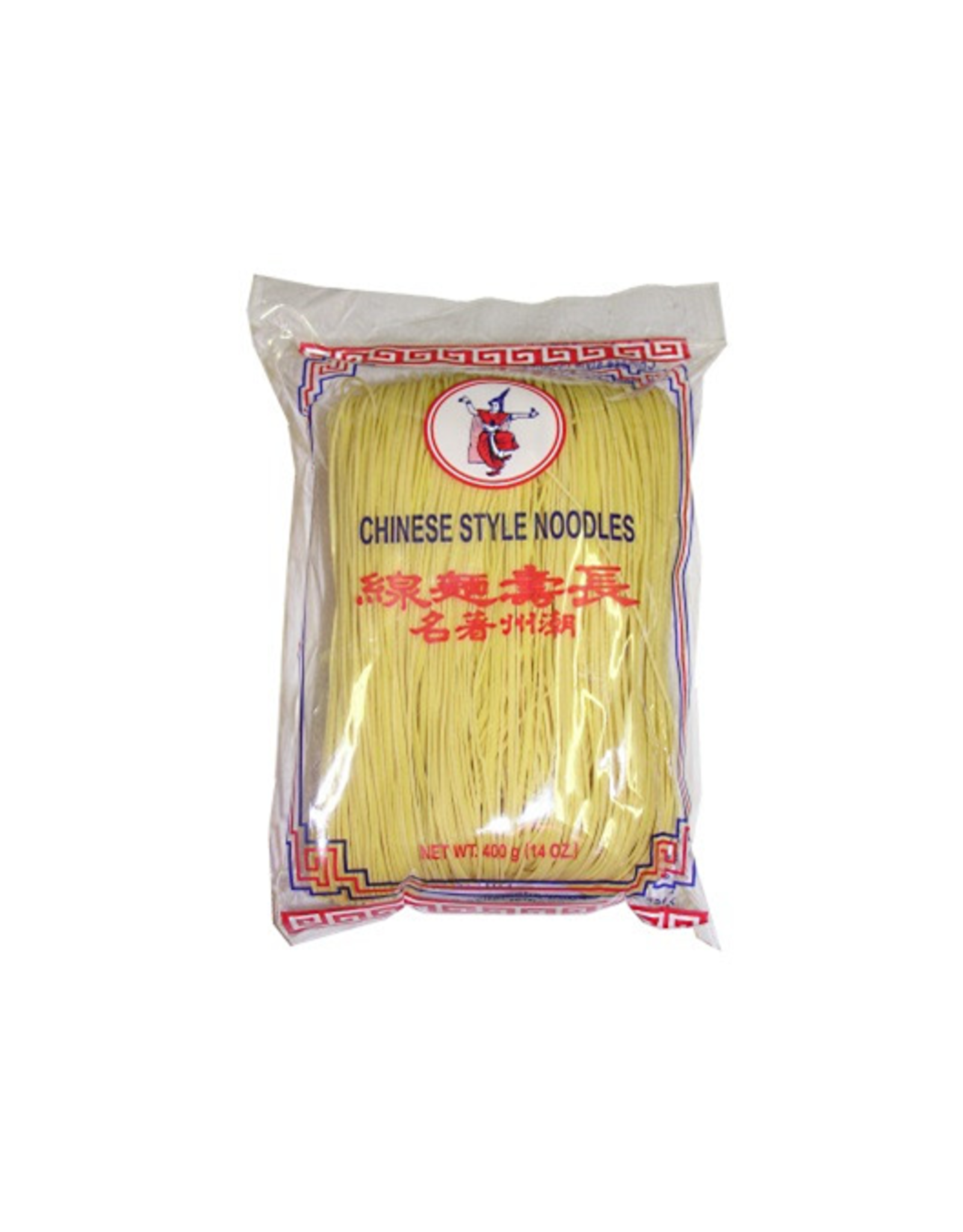 Thai Dancer Chinese Style Noodles