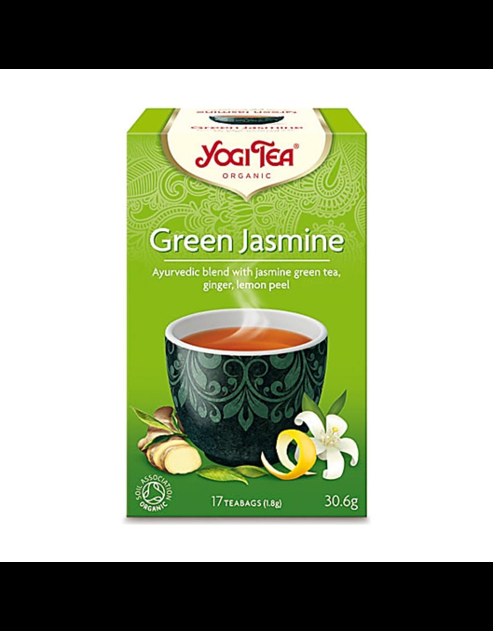 Yogi Tea Green Jasmine