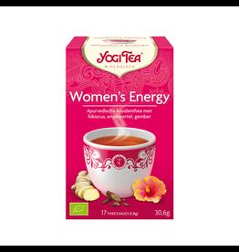 Yogi Tea Women's Energy