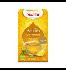 Yogi Tea For the Senses Pure Happiness