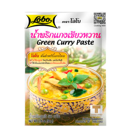 Lobo Green Curry Paste