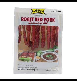 Lobo Roast Red Pork Seasoning Mix