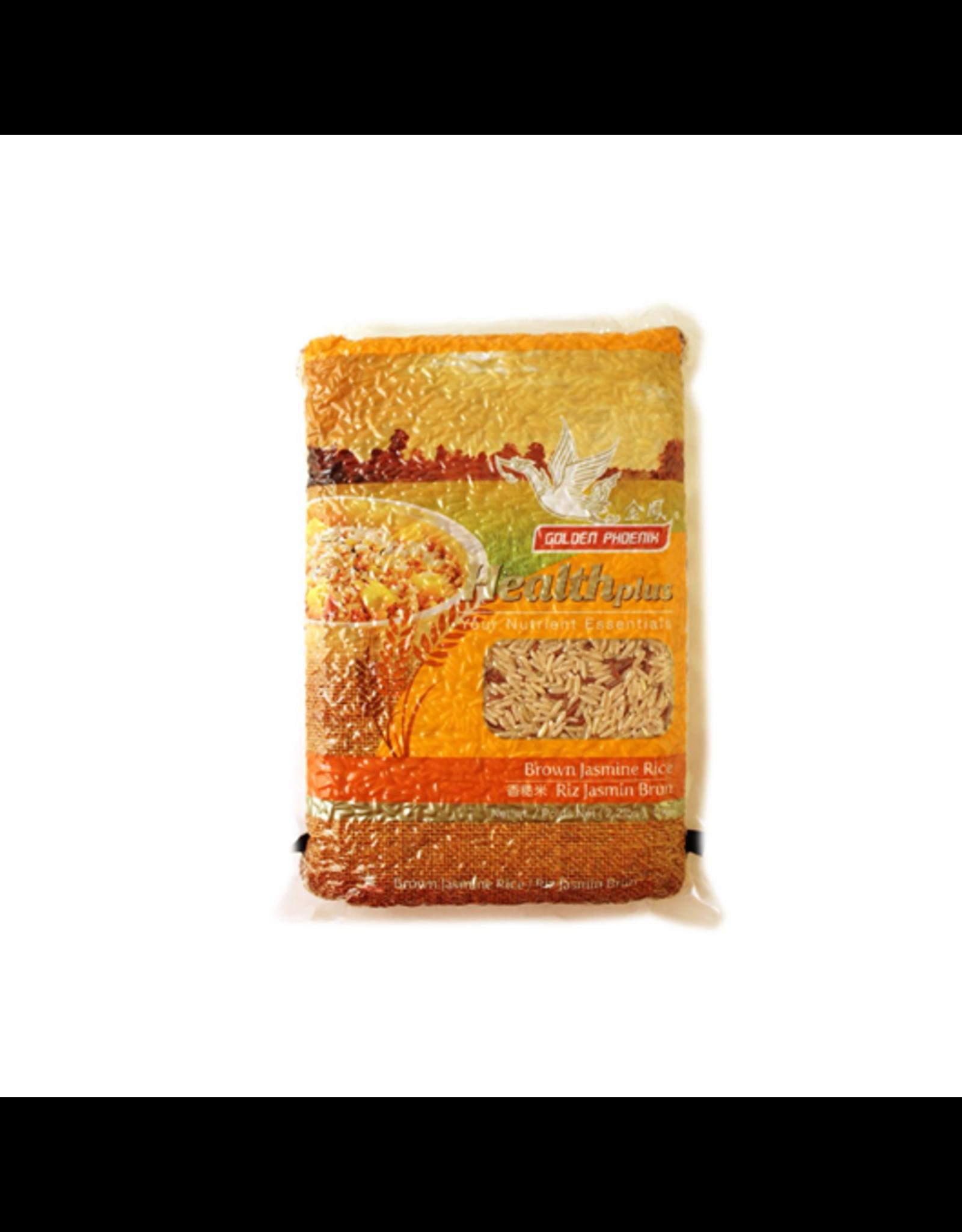 Golden Phoenix Brown Jasmine Rice