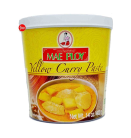 Mae Ploy Yellow Curry Paste