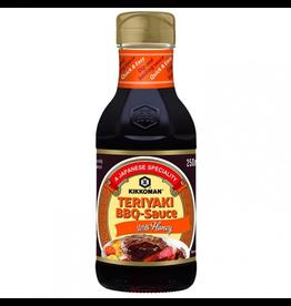 Kikkoman Teriyaki Sauce with Honey